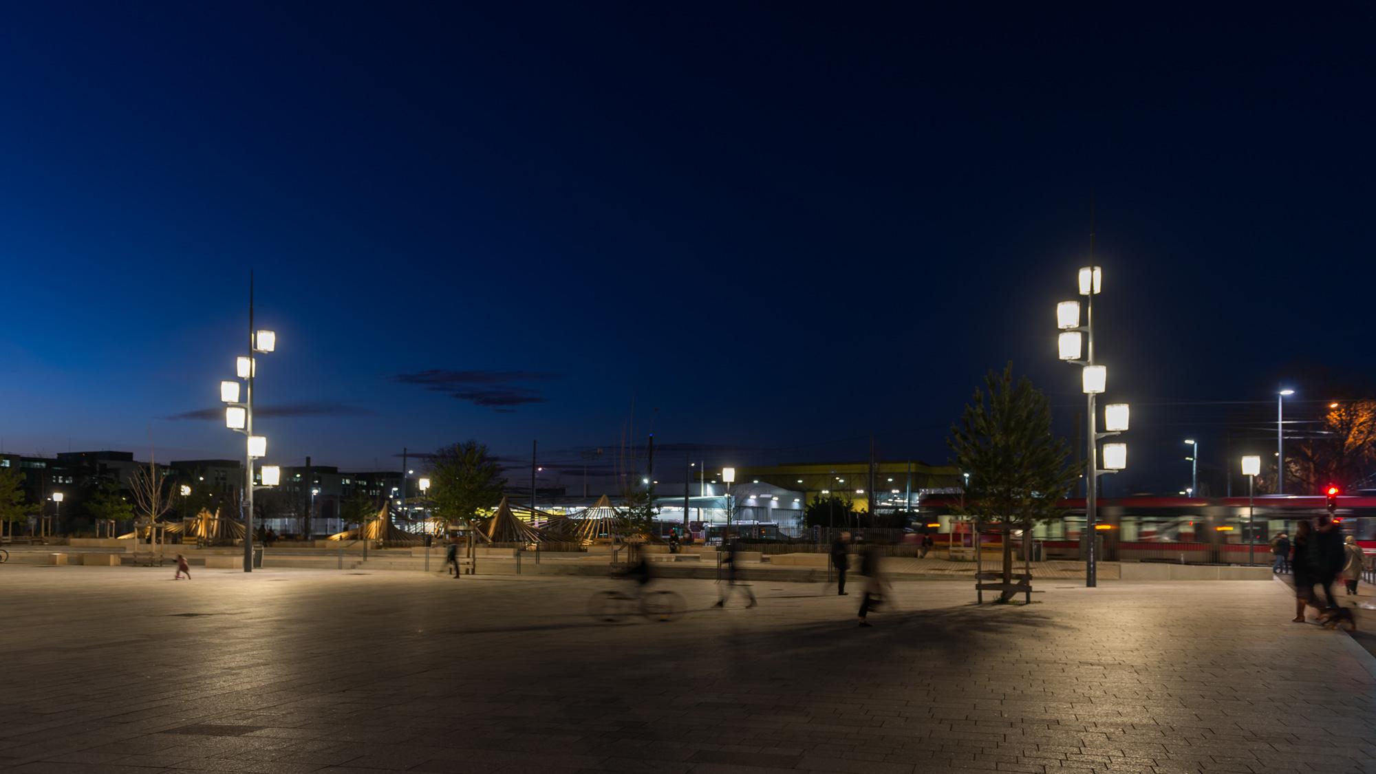 SAN, ZAC Villeurbanne la Soie, clin d'œil à l'histoire du quartier
